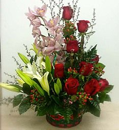 Eluding Love (Uptown Danielas Flower Shop in New York, NY)