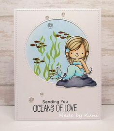 Kuni's Bastelblog : Oceans of Love