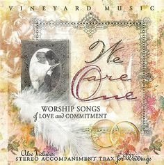 Vineyard Music We Are One Worship Songs Of Love & Commitment CD 2000