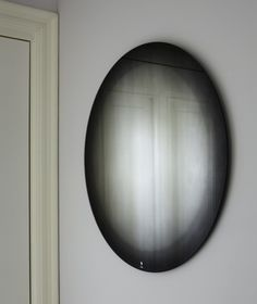 Created by Amsterdam designer Thomas Eurlings, the Fading Mirror has a printed gradient under the glass to give a soft-focus reflection.