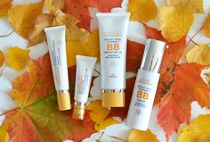 Bright Now Vitamin C skin care products by @Erika Naakka . #skincare #lumene