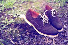 Mens Brown Vegan Shoes