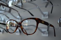Have you seen the new Versace? 🙈🙊 #opsin #eyecare #opsineyecare #versace #frames #versaceframes