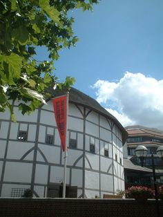 Globe Theater , England. need to go here    #theatre #shakespeare