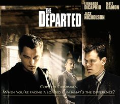 #TheDeparted (2006) #psychothriller #movies #taglines