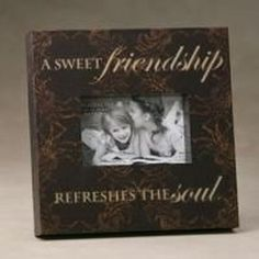 Demdaco Sweet Friendship Frame 4x6.    $9.99