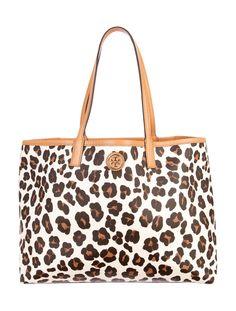Tory Burch Leopard Bag