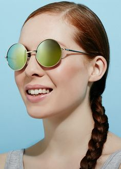 Lucy Sunglasses - Lucy has no rough edges. What you see is what you get – she doesn't fool around. She's the friend who gives it to you straight, no matter what. You'll find her holding court at a cocktail bar, with a style so sharp she'll make your eyes water. Lucy sees through the fog when everyone else is making a fuss. When it comes to work, she cuts straight to business, and when it comes to friendship, she's the one you want in your corner.