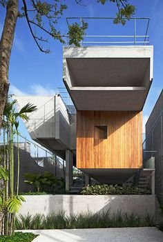 'Casa-piscina', São Paulo – SPBR Arquitetos (Brasil) #architecture