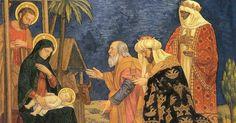 Curiosidades, Enigmas y misterios, Historia, El origen pagano de la Navidad, Los reyes magos, La estrella de Belén, El pesebre