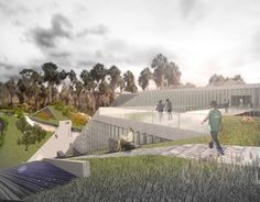 Urban Roots is a Building that Facilitates Water Access through Biomimetic Solutions - eVolo | Architecture Magazine