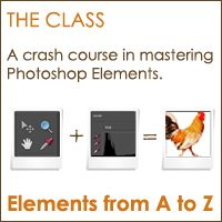Photoshop Elements from A to Z