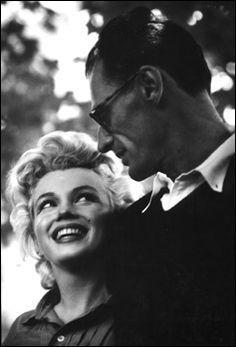 Arthur Miller and Marilyn
