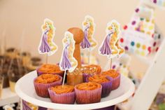 Figuras recortadas - Rapunzel  :: flavoli.net - Papelaria Personalizada :: Contato: (21) 98-836-0113  vendas@flavoli.net