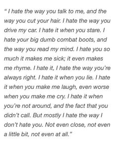 """from """"ten things i hate about you"""""""