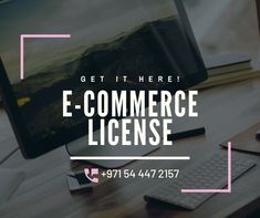 Run your e-commerce websites and pages 24/7/365. Start by applying your trade license here! Call or Whats App: +971 54 447 2157 or visit our Dubai office.  Package include: ☑️License registration with complete PRO assistance ☑️License cost includes complete incorporation documents. ☑️100% ownership and no local partner needed ☑️Can add up to 5 shareholders or more ☑️Assistance in opening a company bank account  #ecommerce #tradelicense #licenseregistration Office Package, How To Apply, How To Get, E Commerce Business, Bank Account, Ecommerce, Accounting, Dubai, Ads
