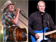 Alan Jackson Attributes Career to Wife's Chance Encounter With Glen Campbell