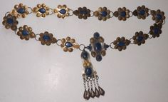 Stunning Rare Special Vintage Turkmen Tribal by BirgissBellywear, £65.00