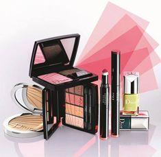 Dior Spring 2017 makeup Colour Gradation Collection