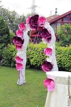 Оформление+свадеб.+Оформление+свадьбы+бумажным+декором!!!++Европейский+стиль.++Возможность+аренды+арки+и+стола+регистрации+с+декором.++оформление+свадеб+от+10.