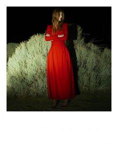 Malgosia Bela.  Greg Kadel.  Vogue Espana.
