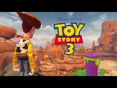 Game For Kids * Toy Story Full Movie English * Canyon - Sheriff Woody - ...