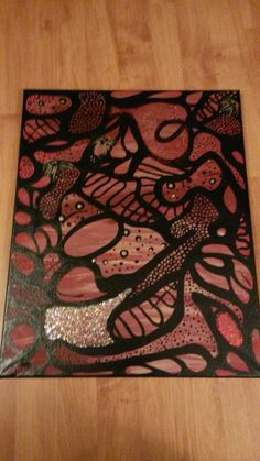 Red Doodle Wall, My Doodle, Wall Murals, Doodles, Kids Rugs, Red, Painting, Home Decor, Homemade Home Decor