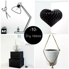 10 DIY Ideas You Will Love