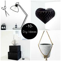 10 DIY ideas you will love!