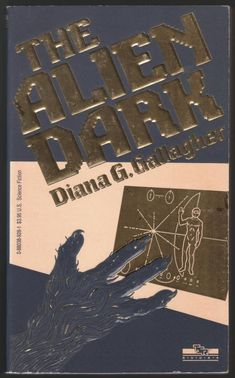 For sale alien dark diana gallagher december 1990 first printing tsr books science fiction paperback out of print emorys memories. Fiction Books, Paperback Books, Cover Art, Science Fiction, Diana, Illustrator, December, Novels, Printing