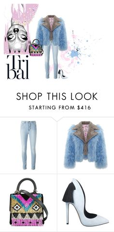 """LOOK AT YOU!"" by thebox-boutique ❤ liked on Polyvore featuring vintage"
