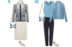 busines travel capsule wardrobe