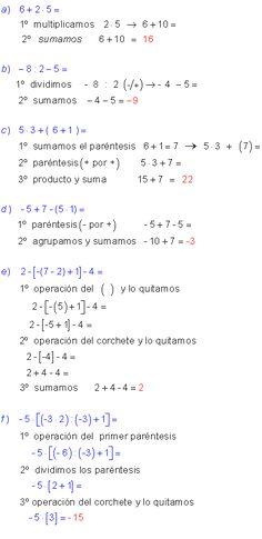 La hoja de ejercicios de matemáticas de Adición y Sustracción de ...