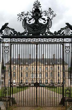 Chateau de Bertangles, France