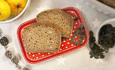 Žitný kváskový chléb Clean Eating, Healthy Eating, Bread, Vegan, Recipes, Food, Healthy Crock Pot Meals, Eating Healthy, Healthy Nutrition