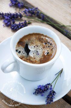 kawa z lawendą, lavender coffee, kawa lawendowa Café Chocolate, Bourbon, Nespresso, Alcoholic Drinks, Tableware, Drugs, Angel, Magic, Vintage