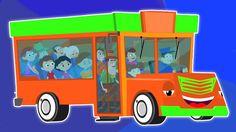 ruedas de los autobuses | canción para los niños | niños rima | The ride around town us a lot more fun if you are a part of it! So let's go and have fun. #Wheelsonthebusespanol #Niños #preescolares #aprendizaje #educativo #rimas #kidsvideos #nurseryrhymes #kindergarten #parenting #kidslearning #kidssongs #paraninos #playtime #fun #VideosparaNiños.