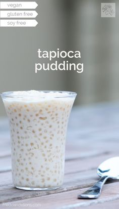 Coconut Tapioca Pudding « fried dandelions