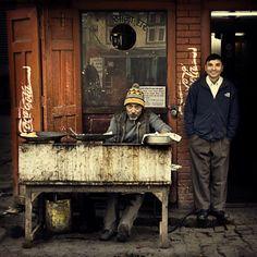 The Food Vendor #0101 by Michiel de Lange, via 500px