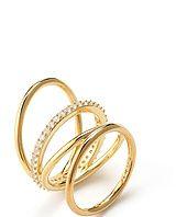 Elizabeth and James  Mondrian Ring