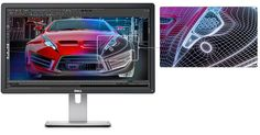 "AnandTech | Dell Leaks Details of a 24"" UHD 4K (3840x2160) Monitor, the UP2414Q"