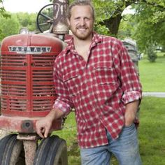 Tim King off of Farm Kings on GAC. He doesn't stop until the job is done...and until everyone else's job is complete as well. Sounds familiar to me...
