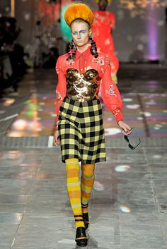 Meadham Kirchhoff | Fall 2012 Ready-to-Wear Collection | Style.com