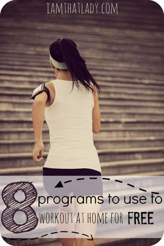 Are you wondering how to workout for free? Here are 5 easy ways to get a great workout and pay nothing to do it!