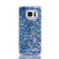 Luxury Diamond Quicksand Glitter Stars Liquid Case For Samsung Galaxy S4 S5 S7 S6edge plus/Note5/A5 A7 J5 J7 2016 Phone case