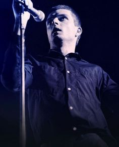 ian curtis Joy Division, Shock Treatment, Ian Curtis, Punk, Music Is Life, Cool Bands, Factory Records, Till Death, Singers