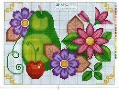 Imagen relacionada Cross Stitch Boards, Cross Stitch Rose, Cross Stitch Flowers, Beaded Embroidery, Cross Stitch Embroidery, Cross Stitch Patterns, Embroidery Designs, Plastic Canvas Crafts, Canvas Designs