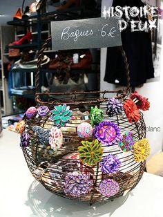 """Boutique: """"Histoire D'Eux"""" a Hyeres."""