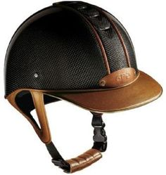 Riding helmet by Ralph Lauren