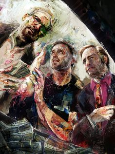 Breaking Bad by Guzzardi.deviantart.com on @DeviantArt